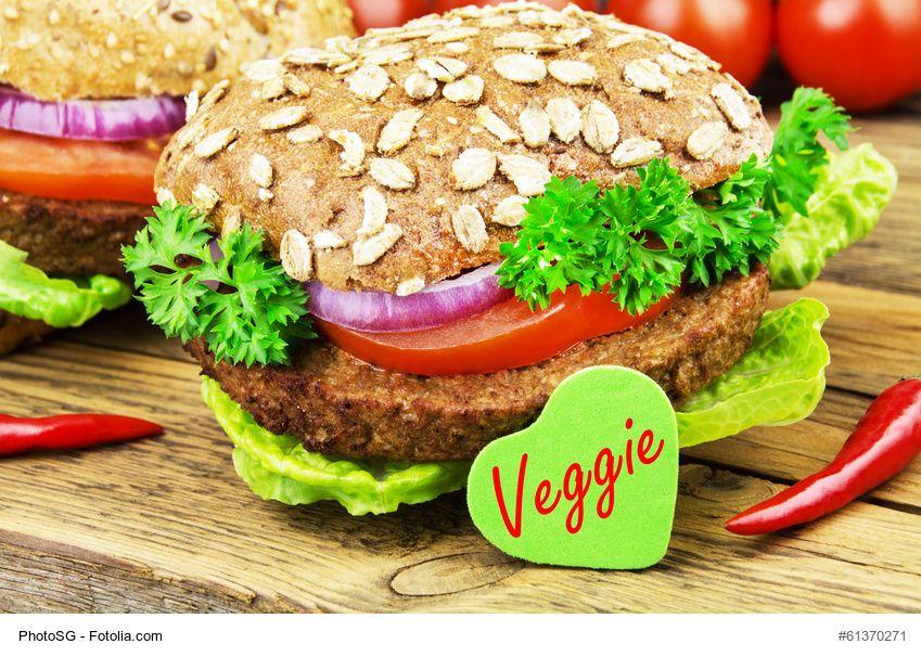 Veggieburger – Tofu