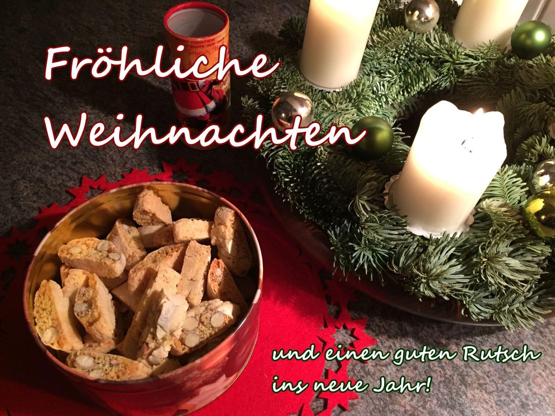Fröhliche Weihnachtenx