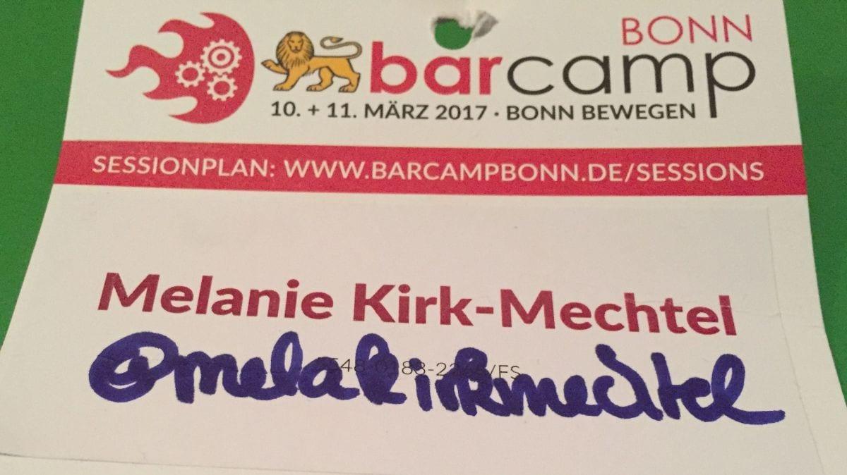 Beitragsbild BarCamp