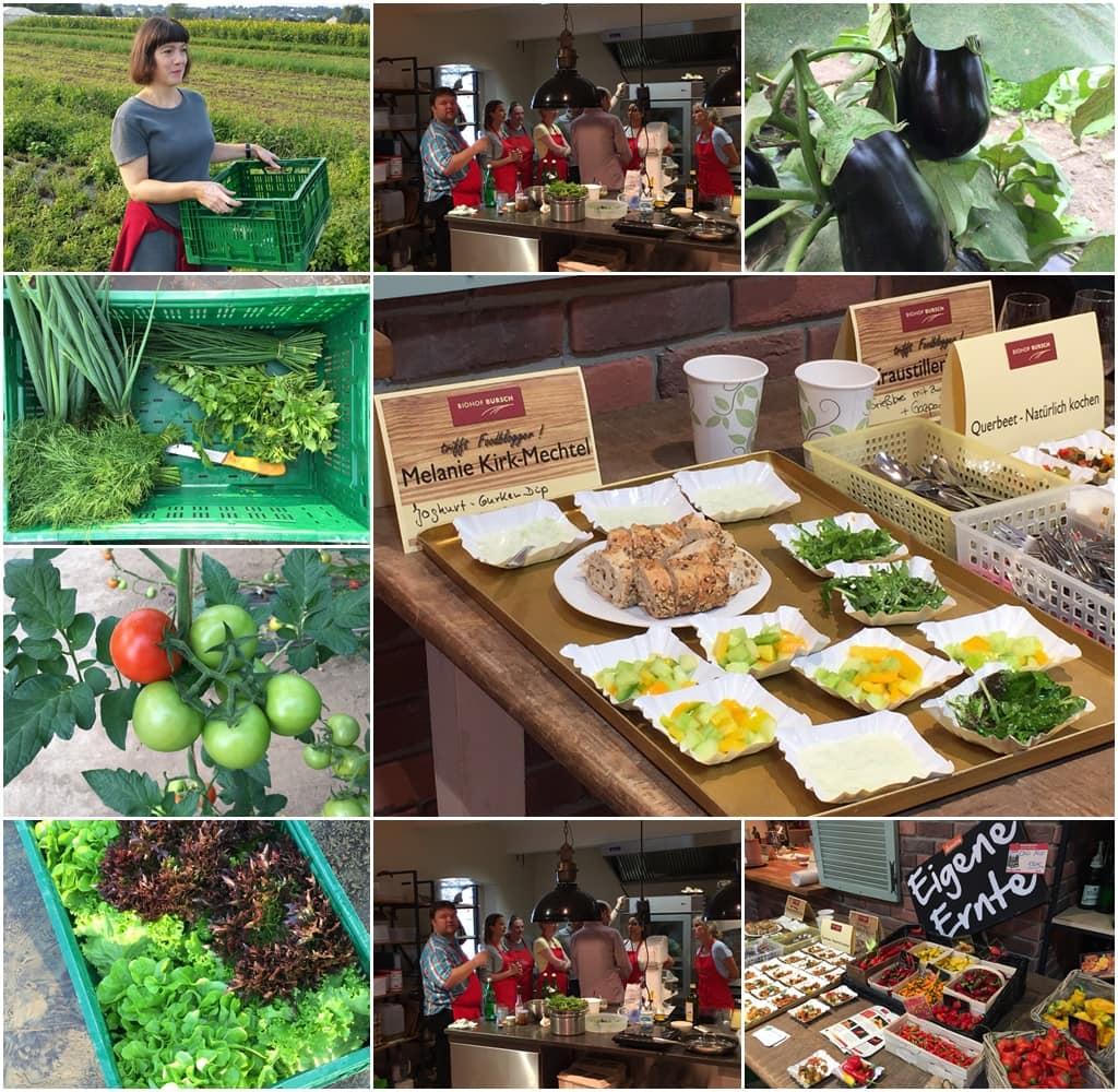 Collage Foodbloggertreffen