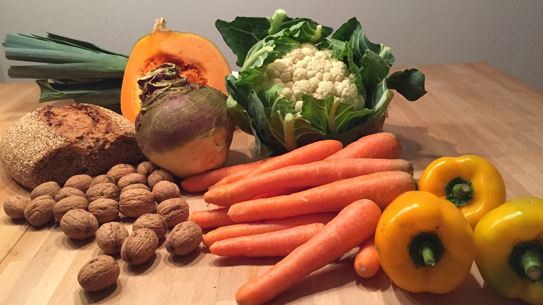 Lebensmittel wertschätzen