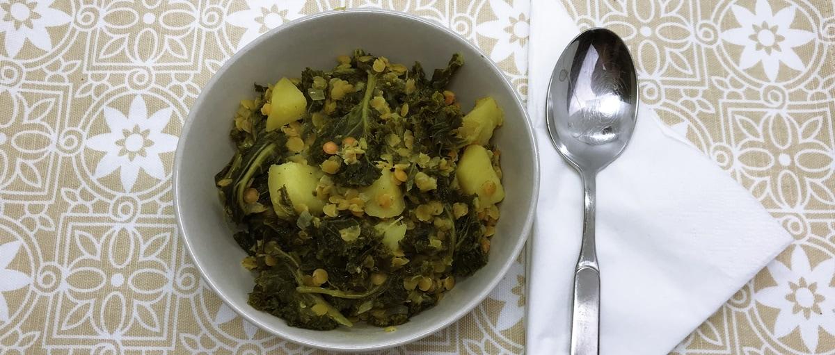 Beitragsbild Grünkohl-Curry
