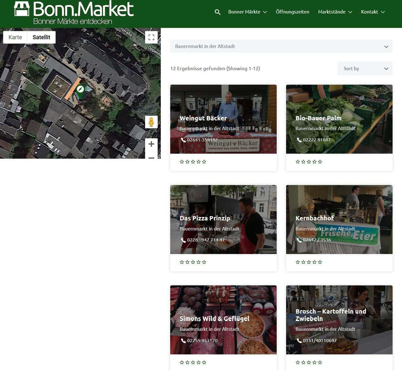 Marktbeschicker bonn.market
