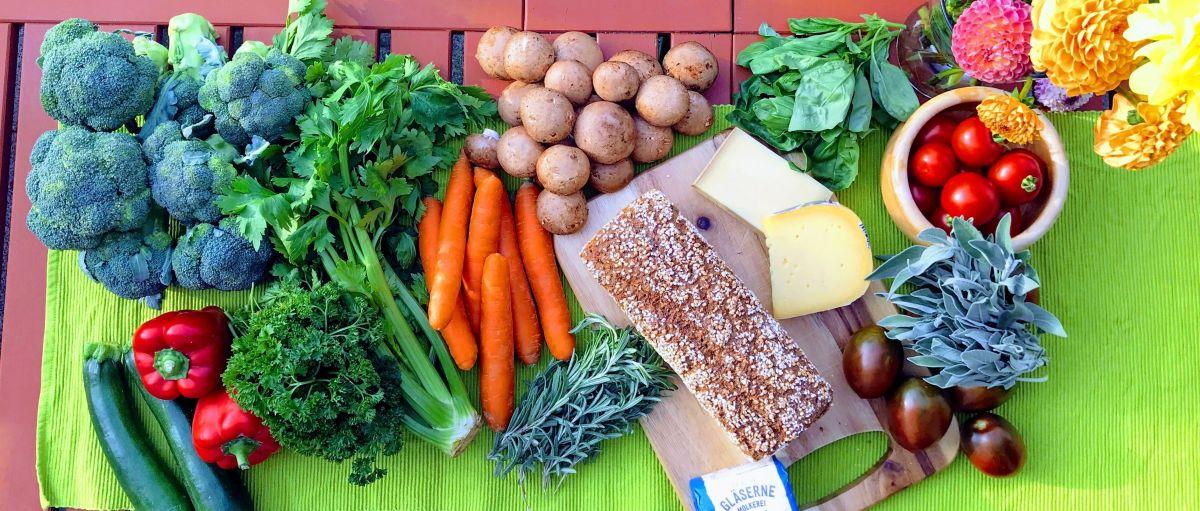 Beitragsbild Supermarkt Challenge Tag 1 und 2