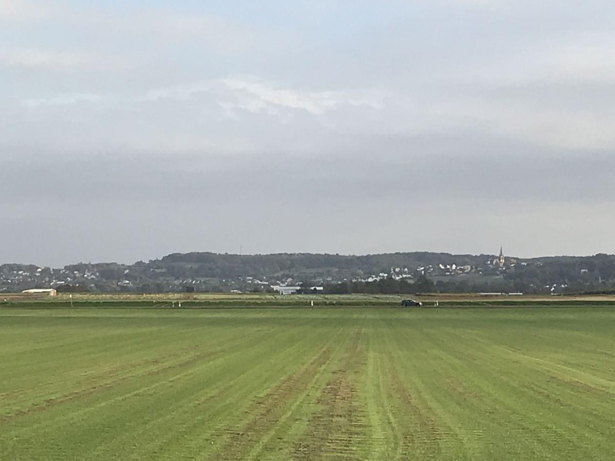Blick Richtung Bonn
