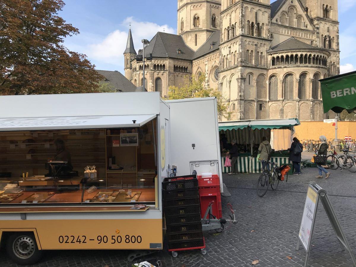 DLS vor Münster
