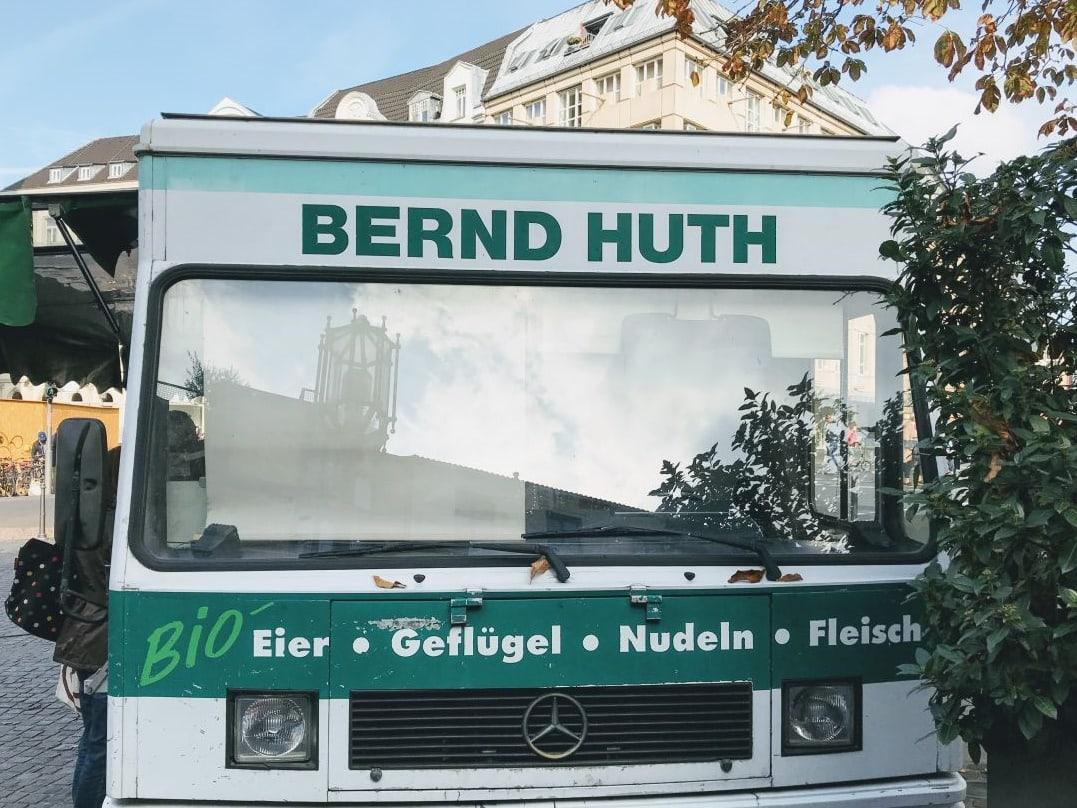 Metzgerei Huth