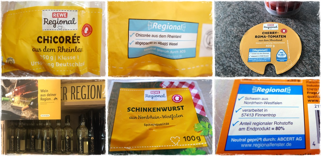 Regionale Produkte REWE