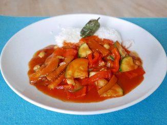 Rezeptbild Gemüsecurry