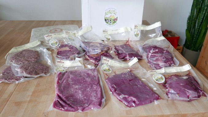 Rindfleisch aus Bestellung von My Local Meat